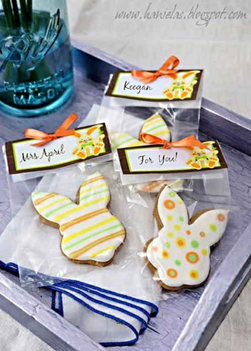 biscuits de paques