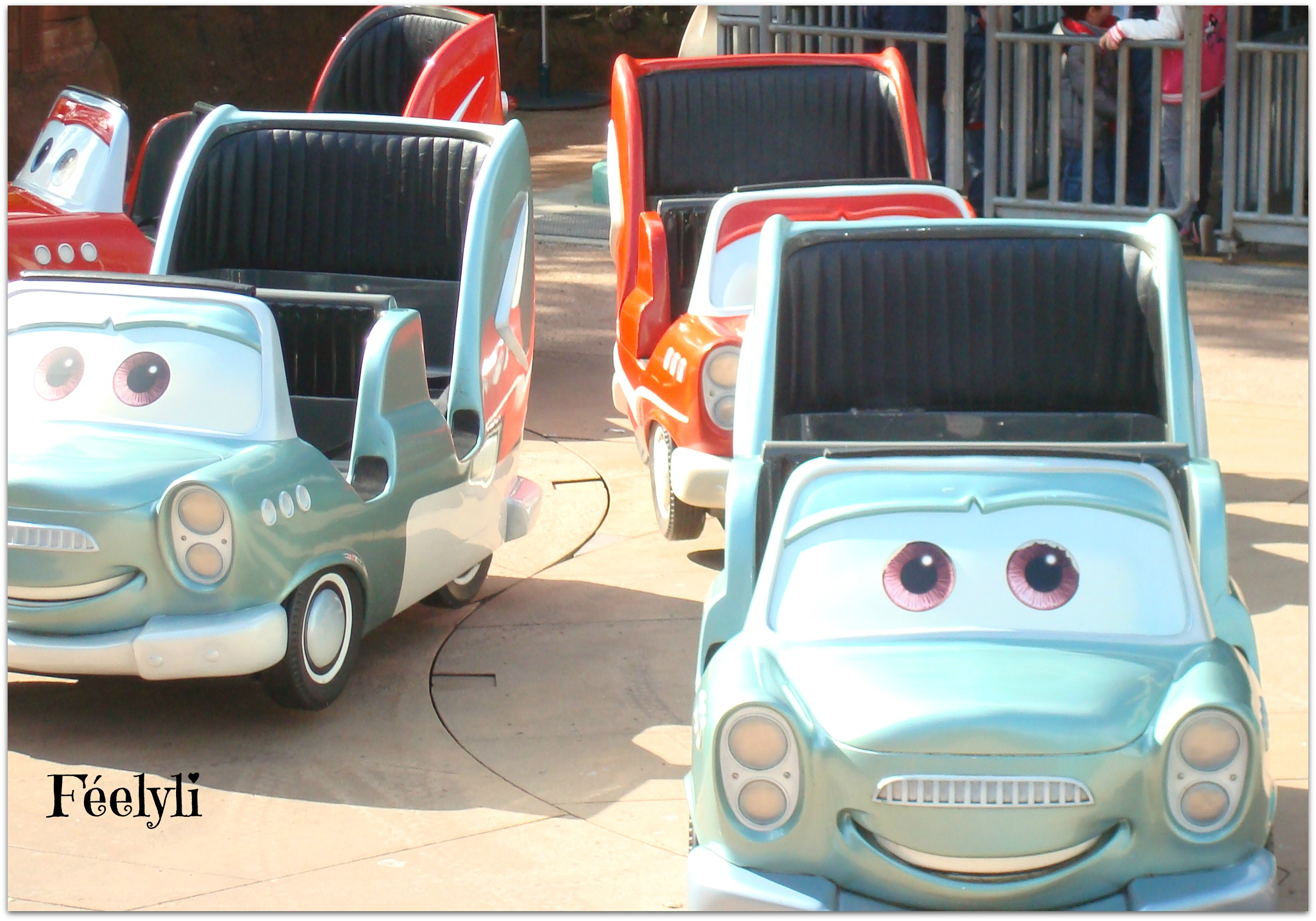 Cars 4 roues