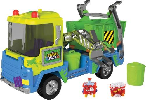 camion poubelle trash pack