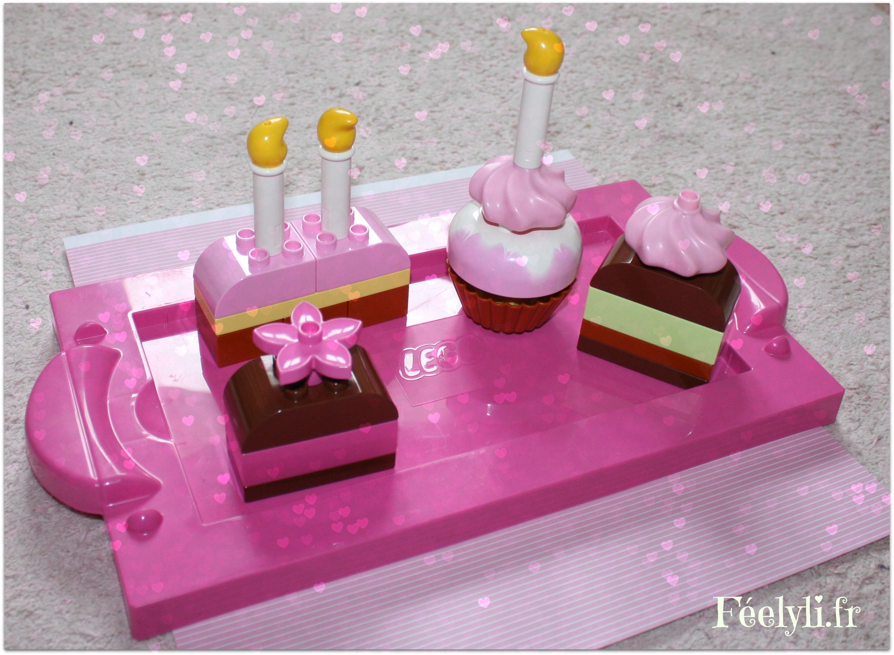 plateau gâteaux duplo
