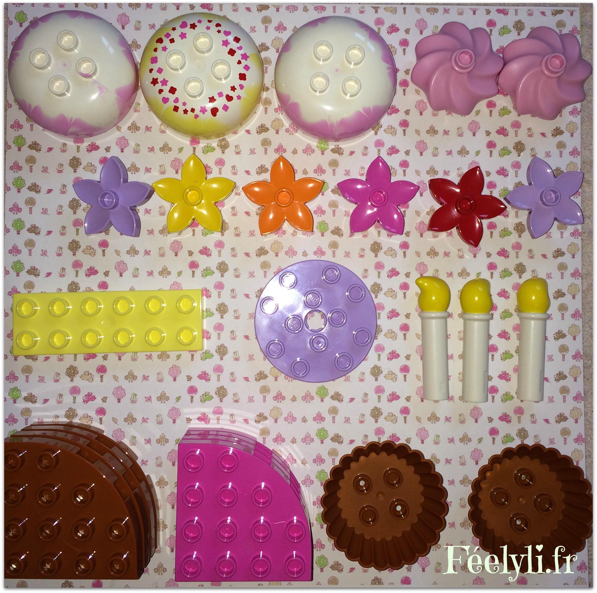 set de construction de gâteaux 1
