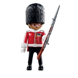 playmobil-garde britanique