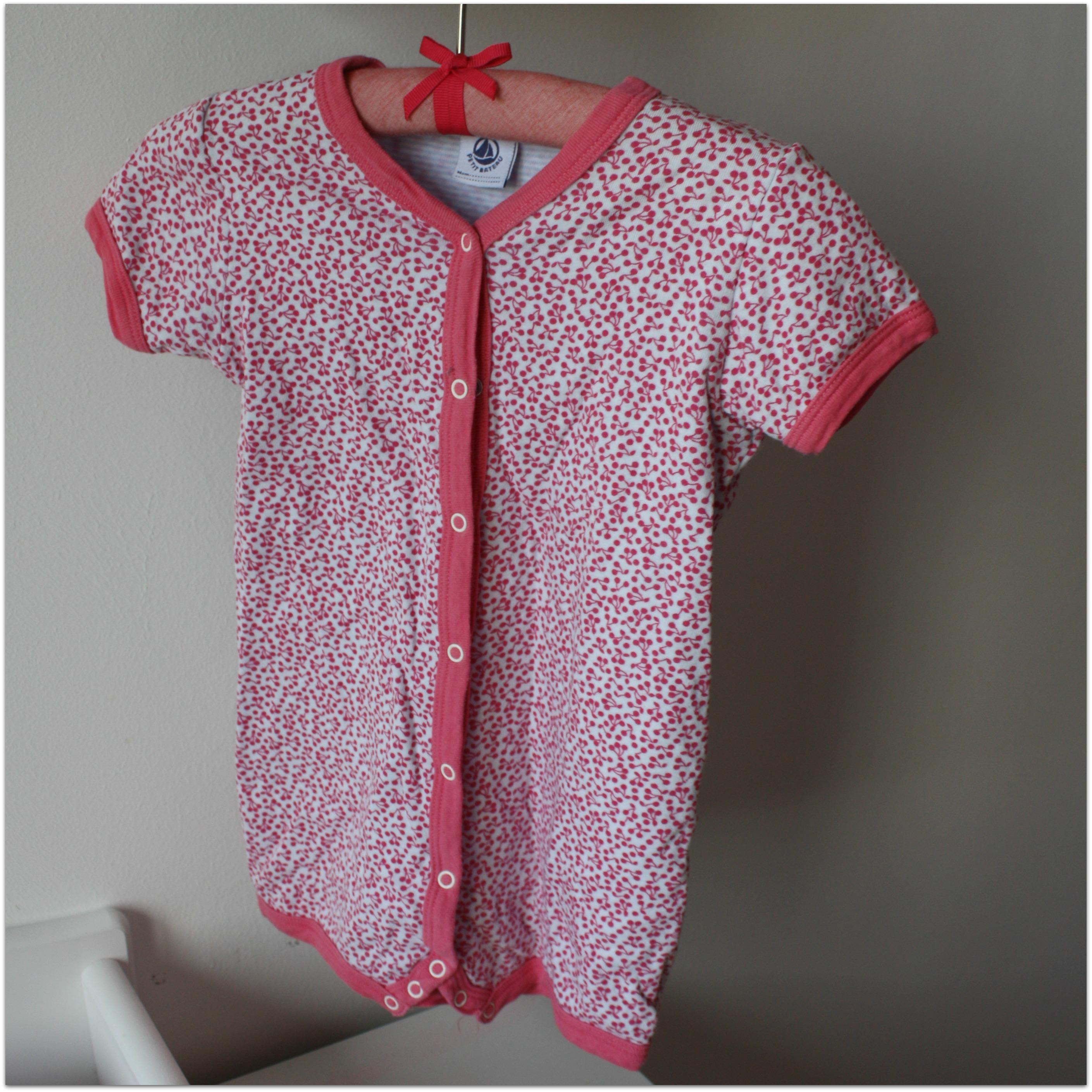 pyjama Petit Bateau - 18 mois