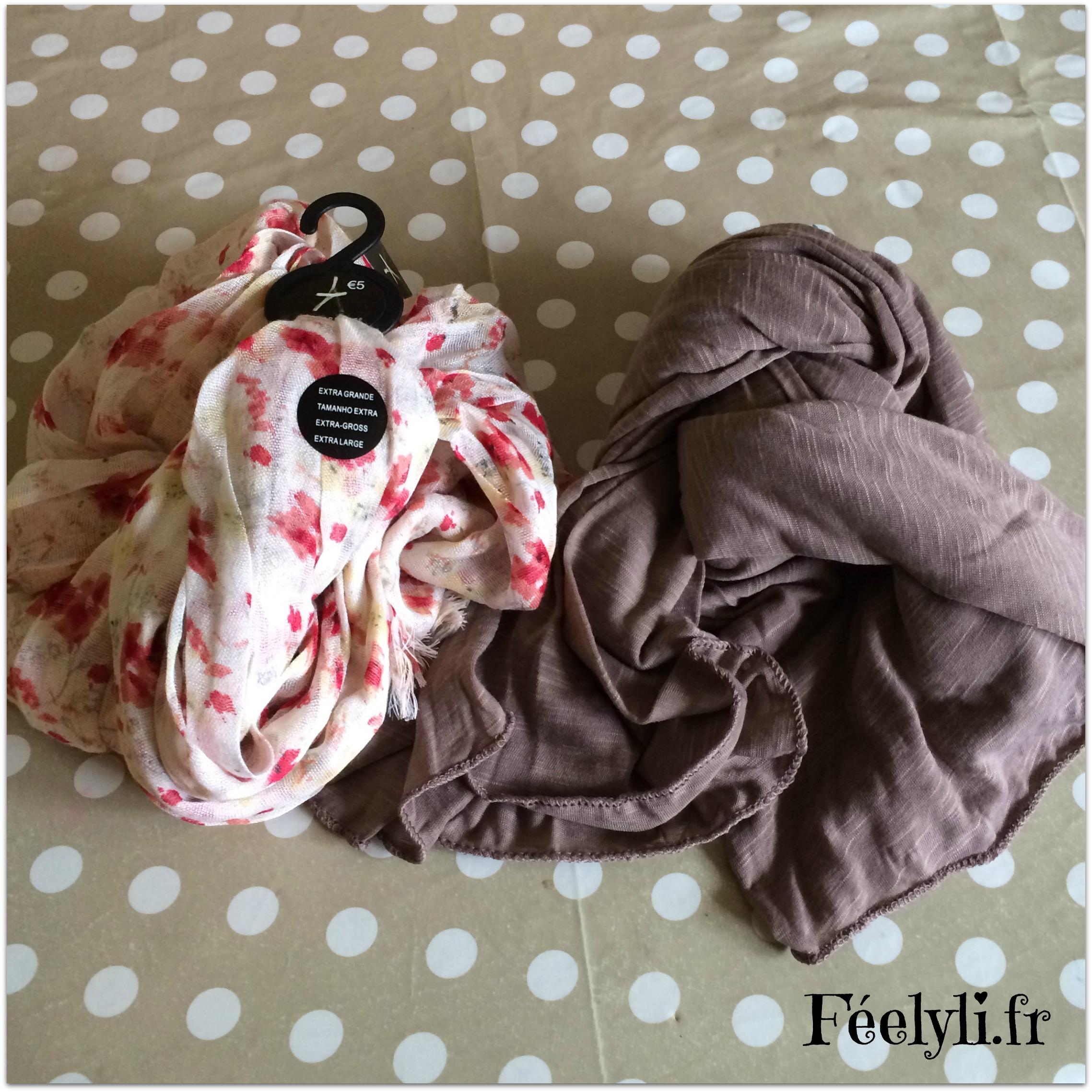 foulards primark