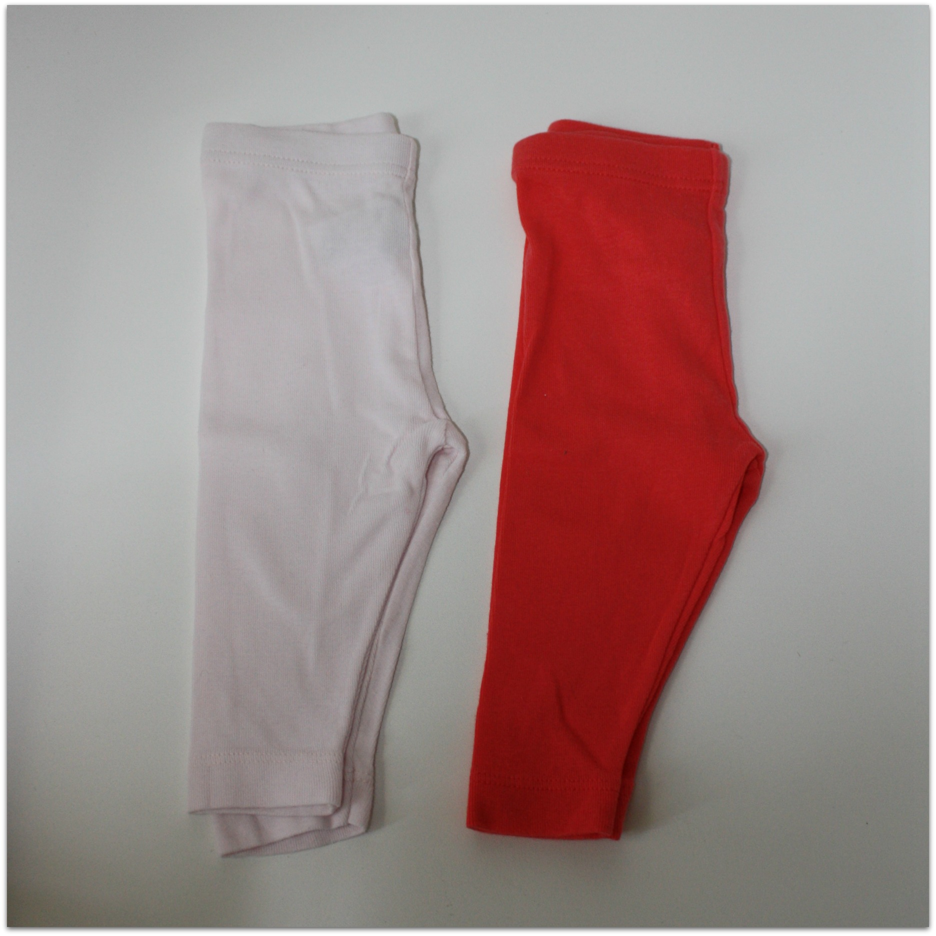 Lot de 2 leggings PB - 3 mois