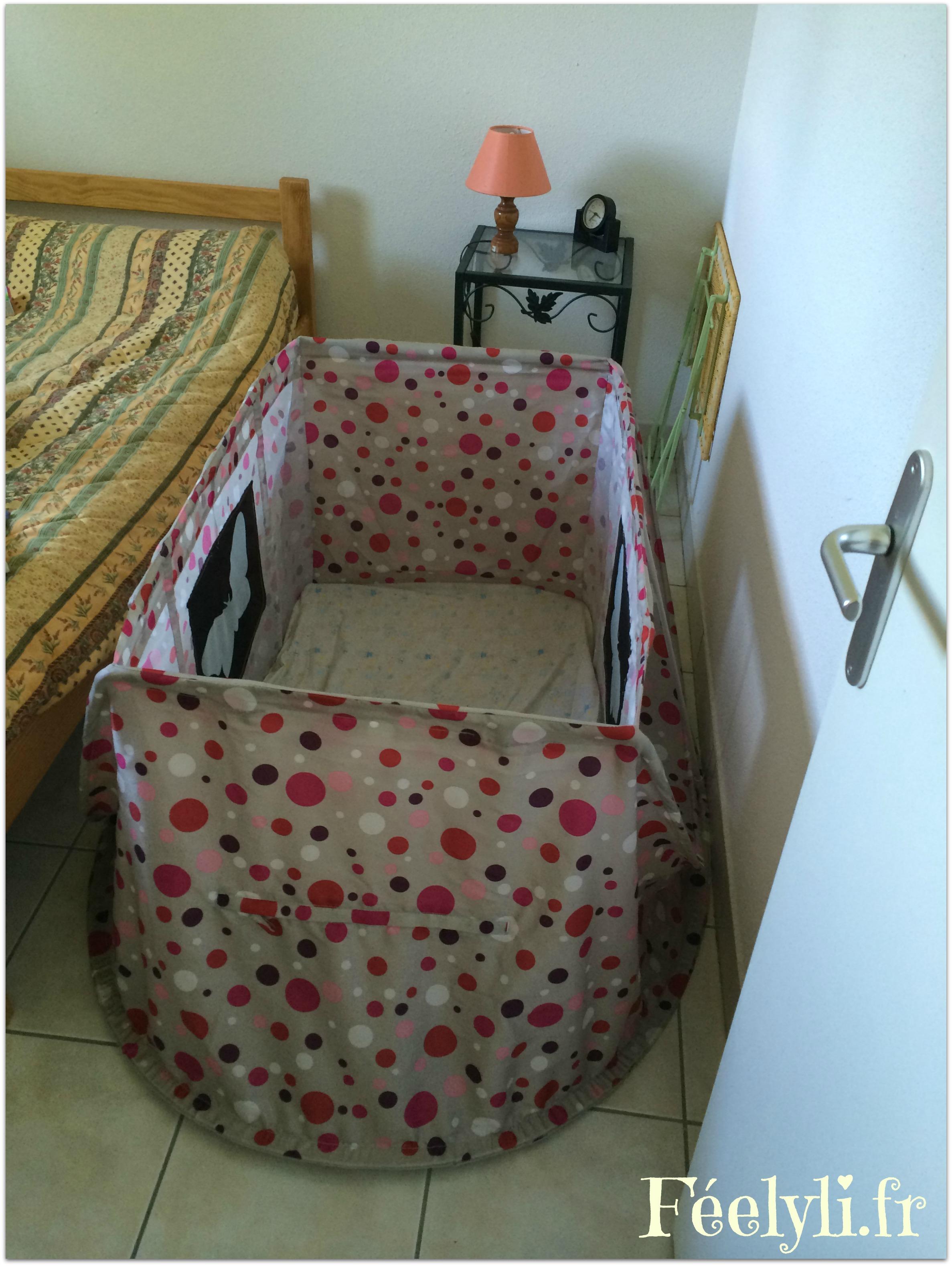 acheter lit parapluie moins de 50 euros. Black Bedroom Furniture Sets. Home Design Ideas