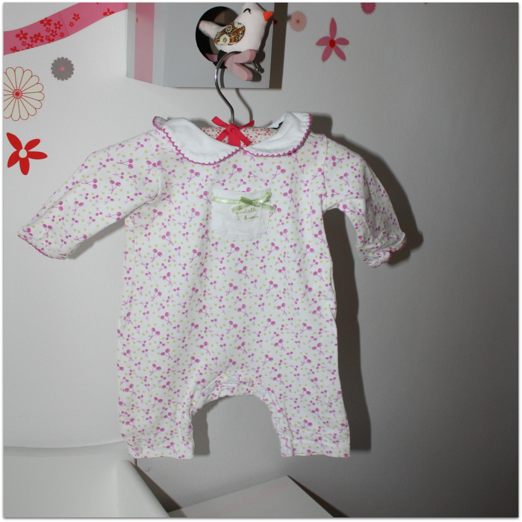 pyjama en coton - Tout compte fait - 1 mois
