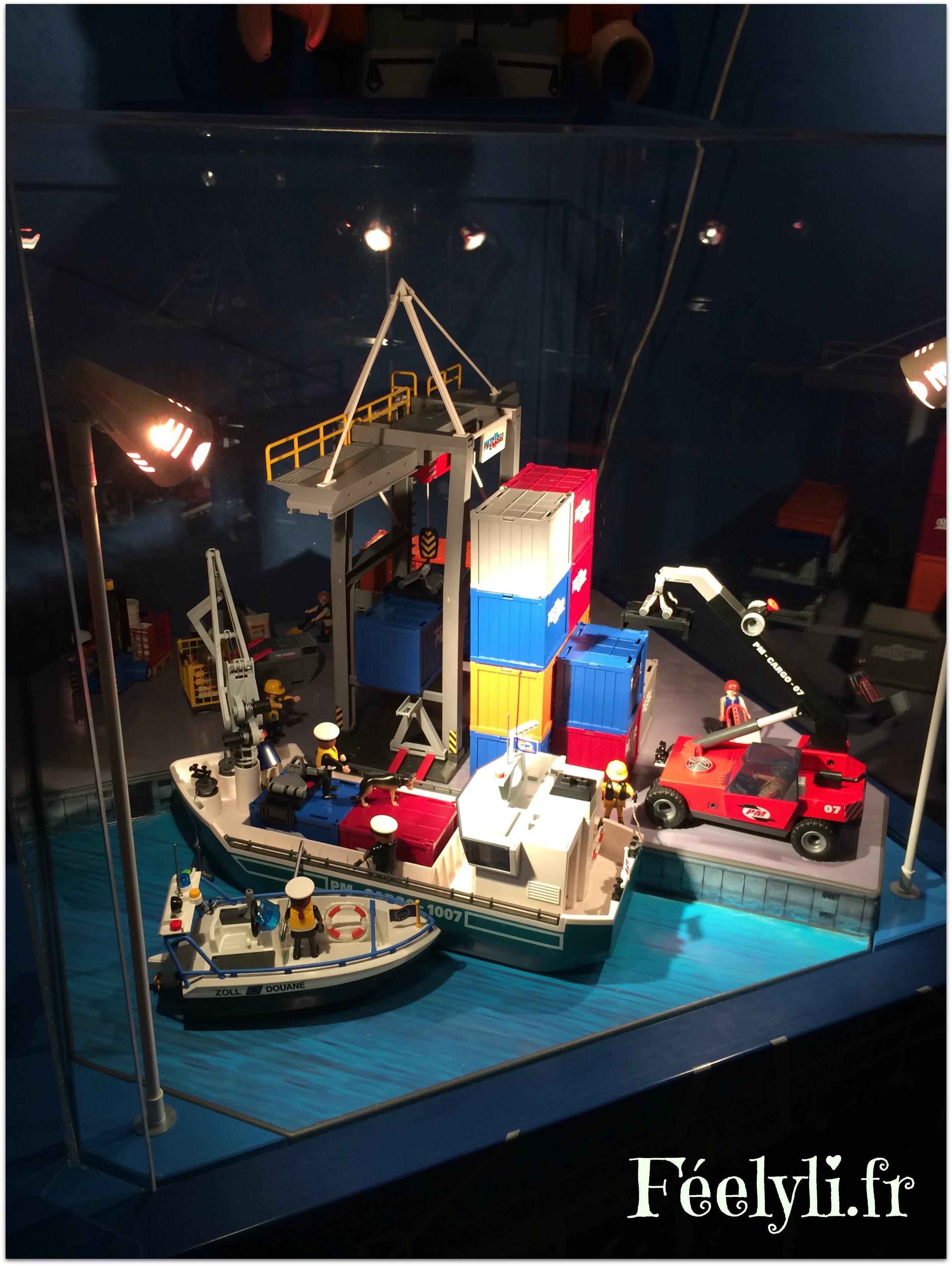 vitrine playmobil