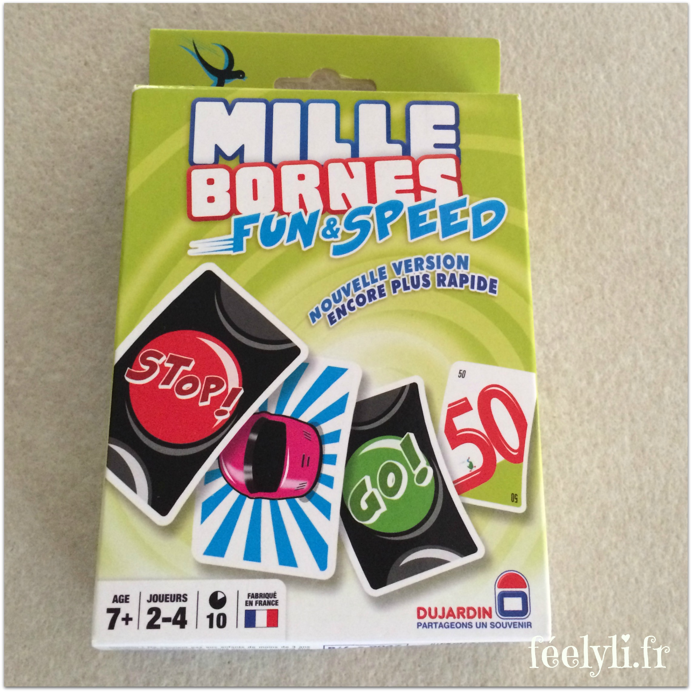 mille bornes fun & speed