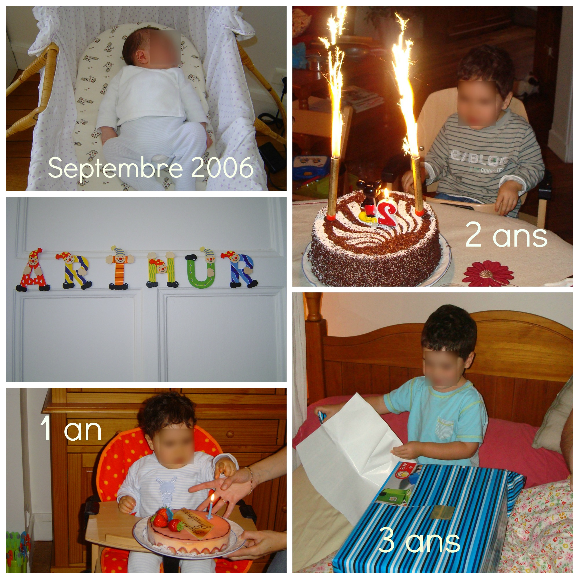 happy 8 arthur