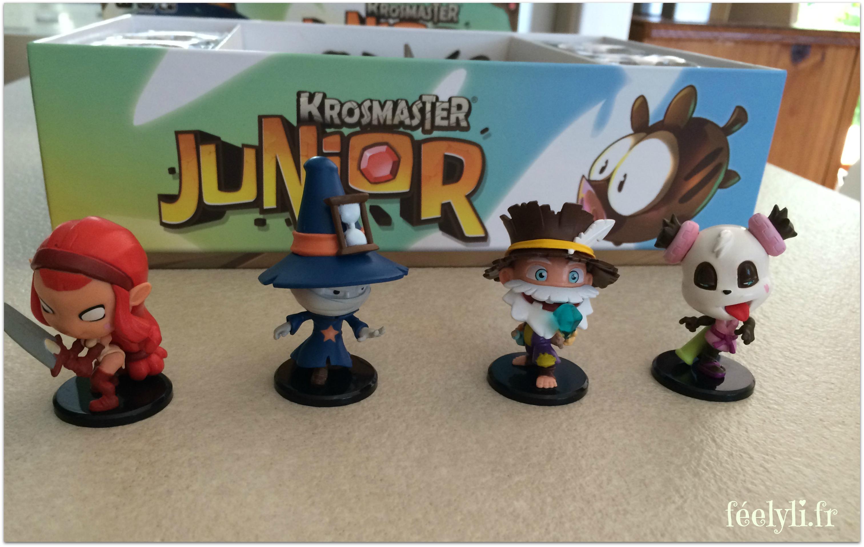 figurines krosmaster junior