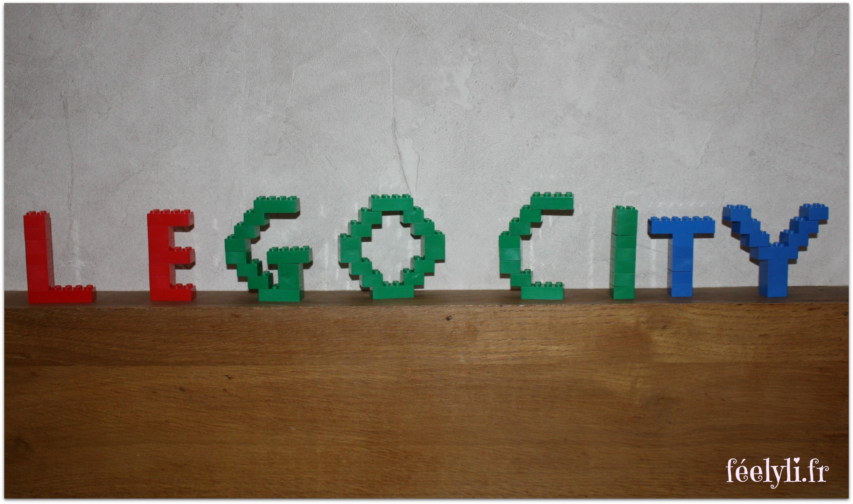 lego city en briques