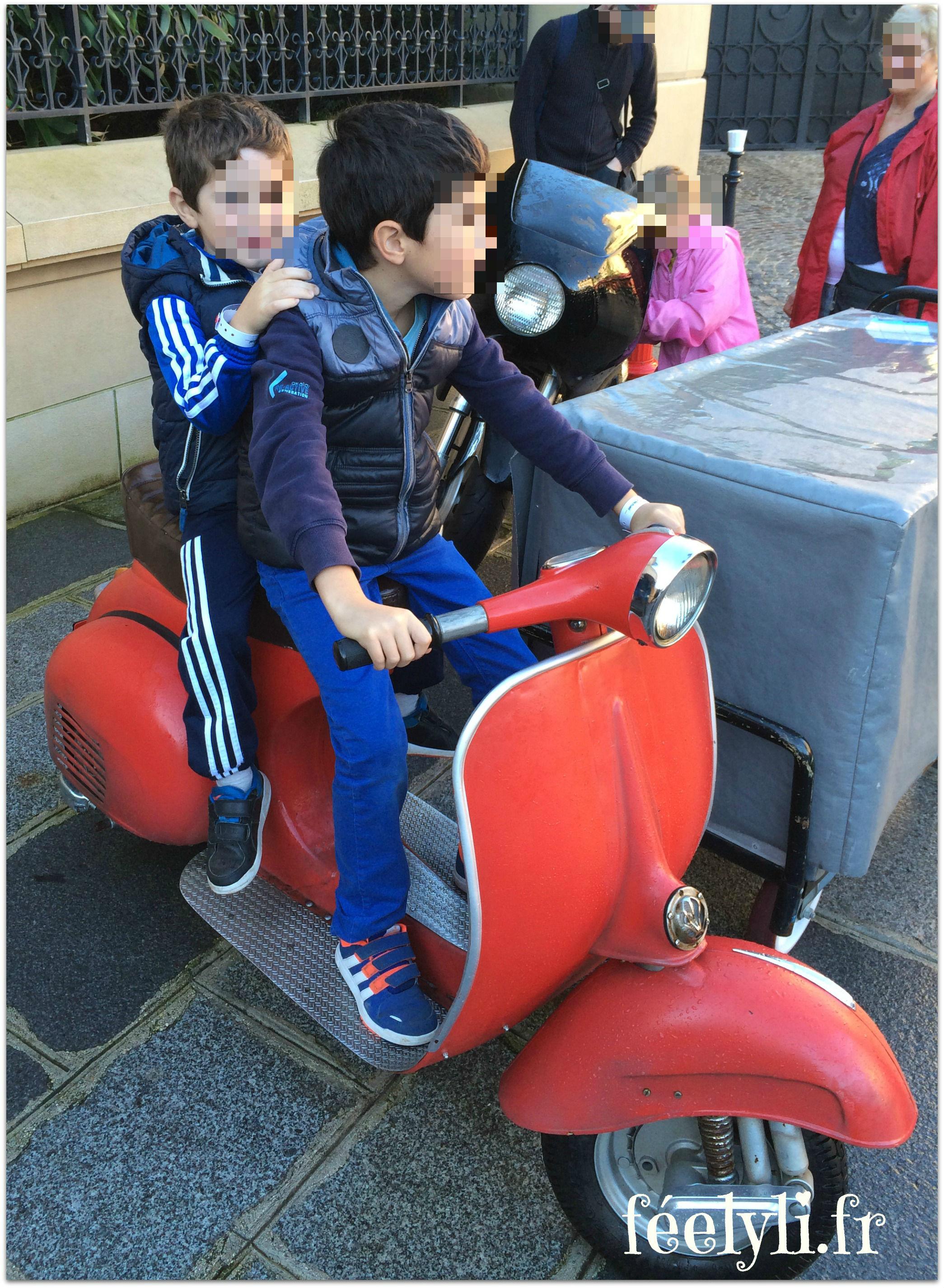 scooter ratatouille