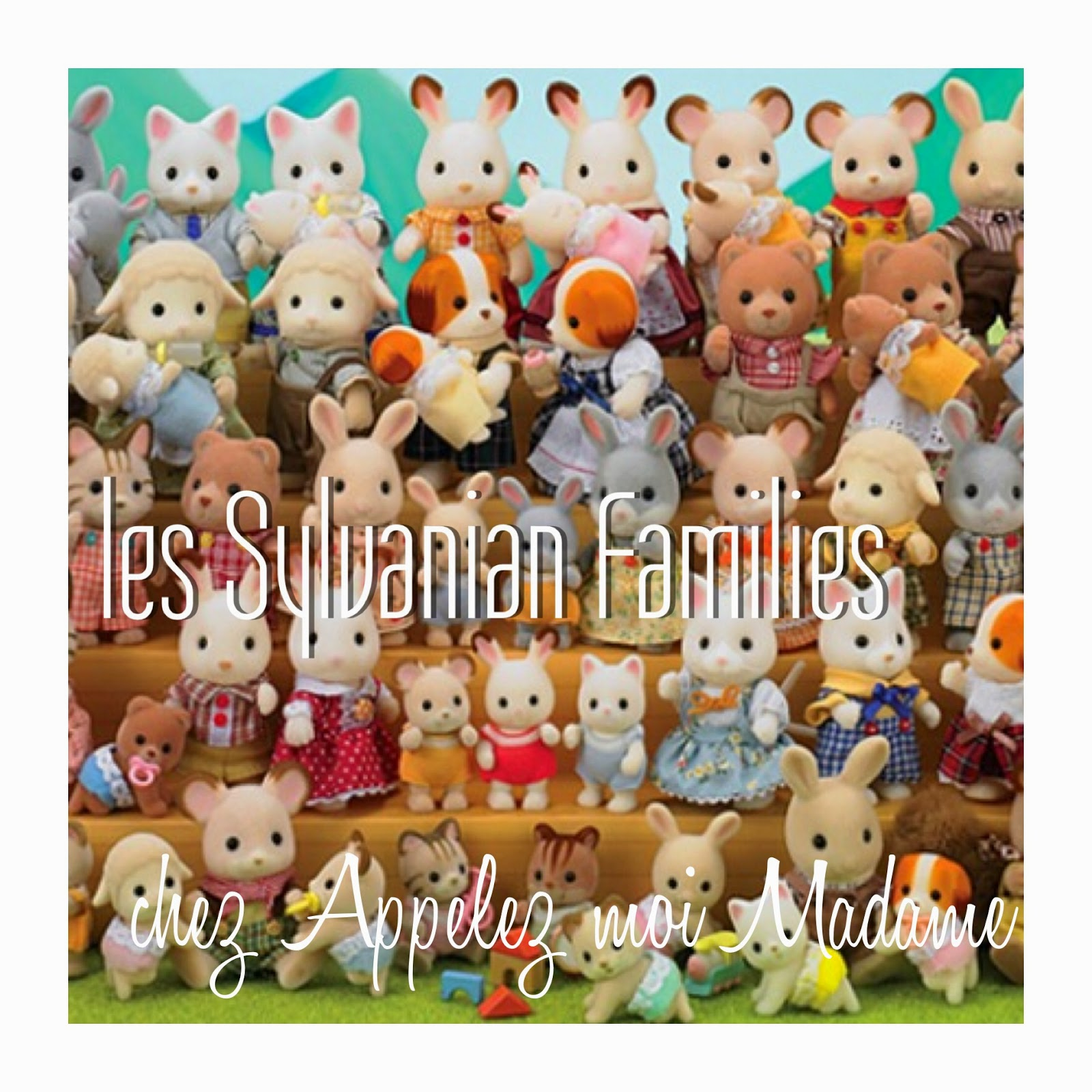 sylvanians image