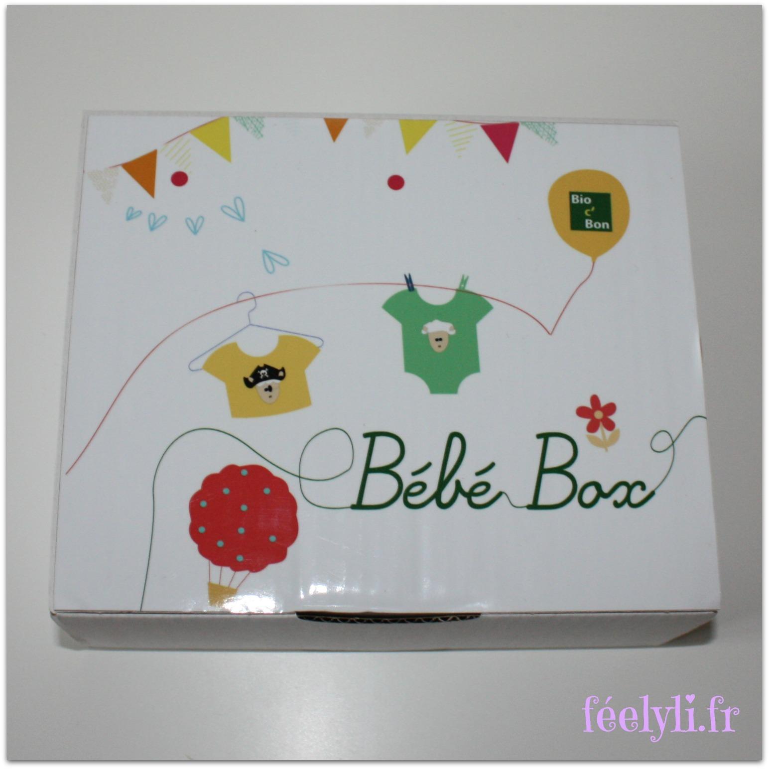 bebe box bio c bon