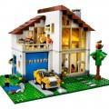 maison de famille lego