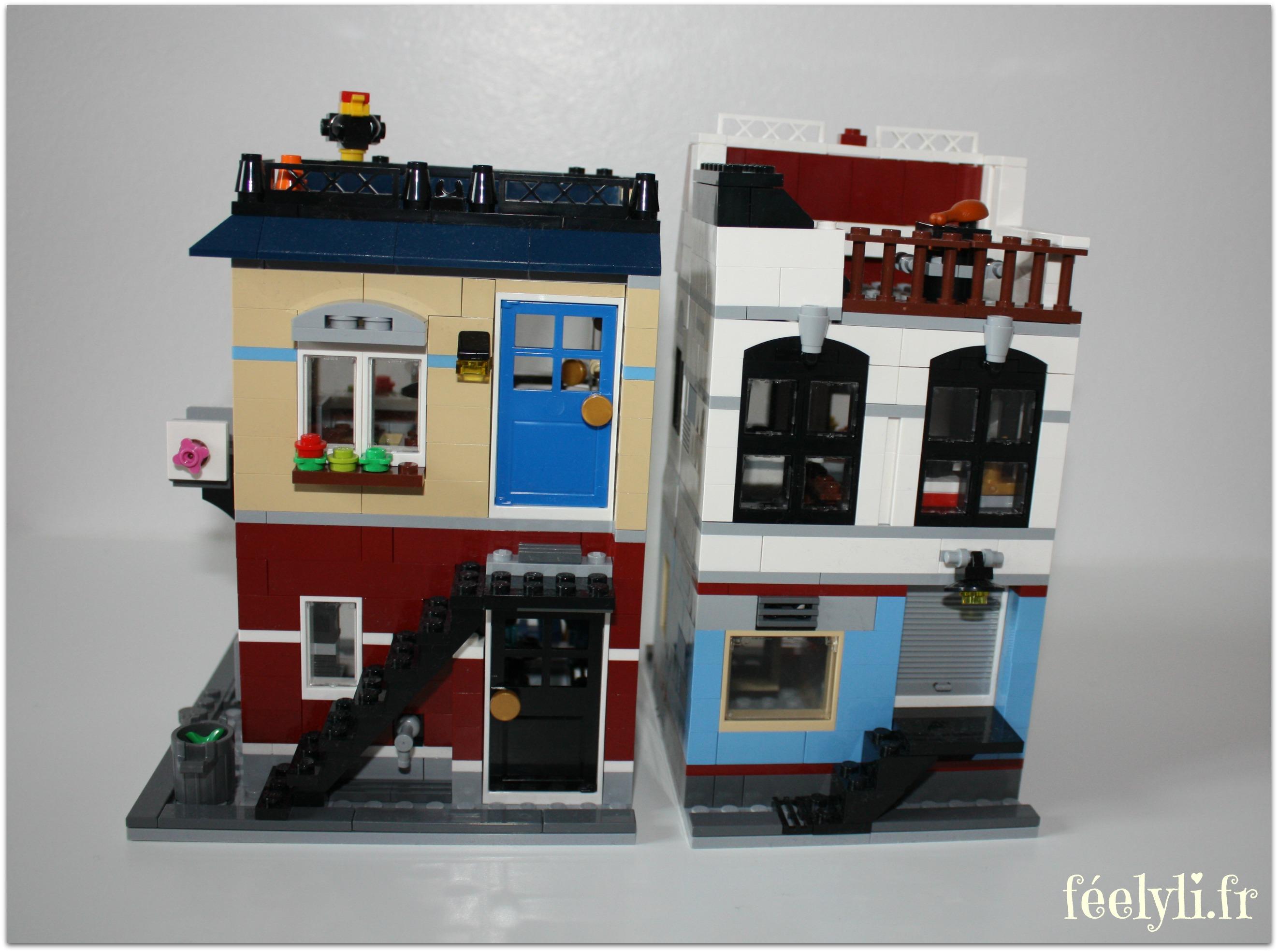 magasin et café dos