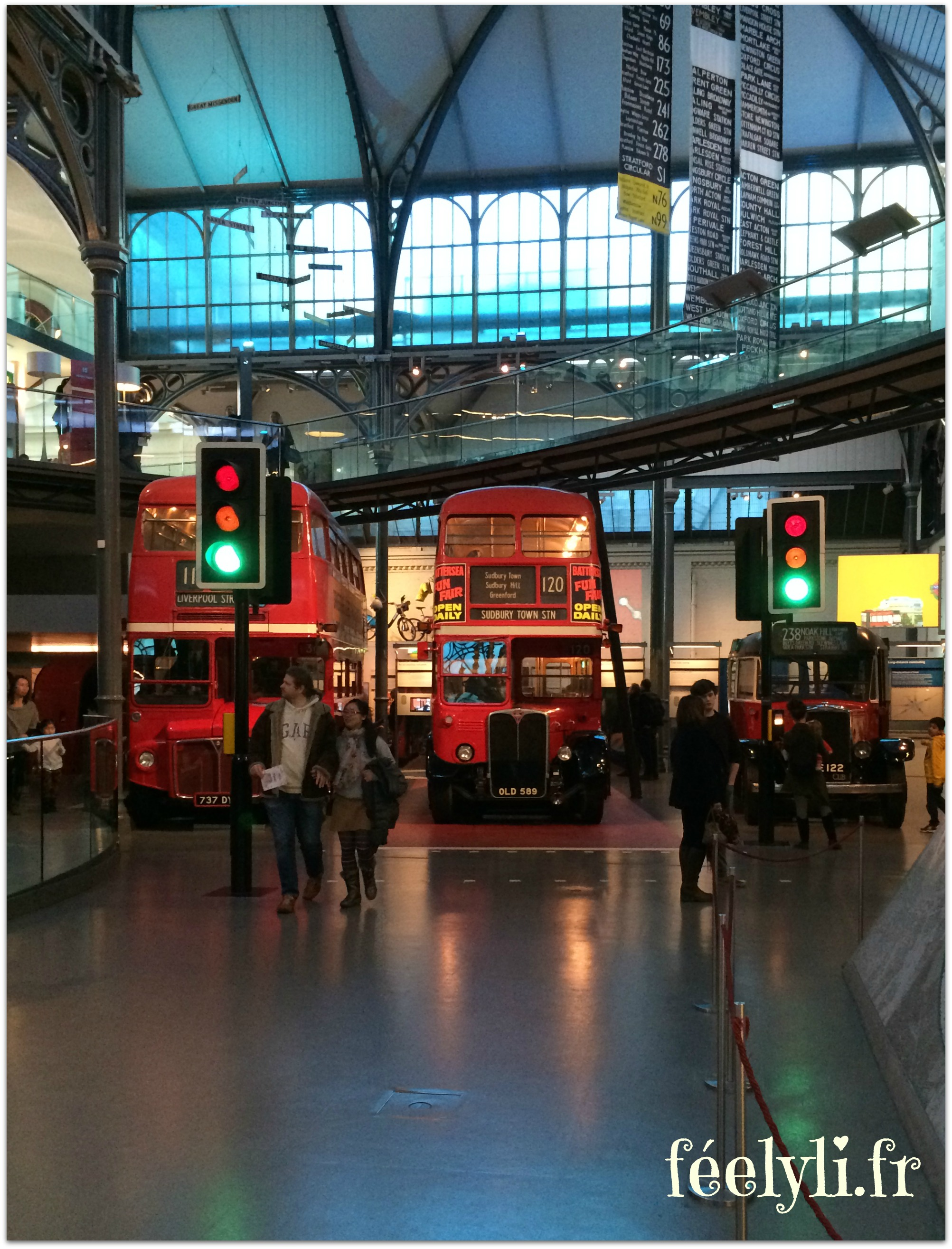 musee des transports londres
