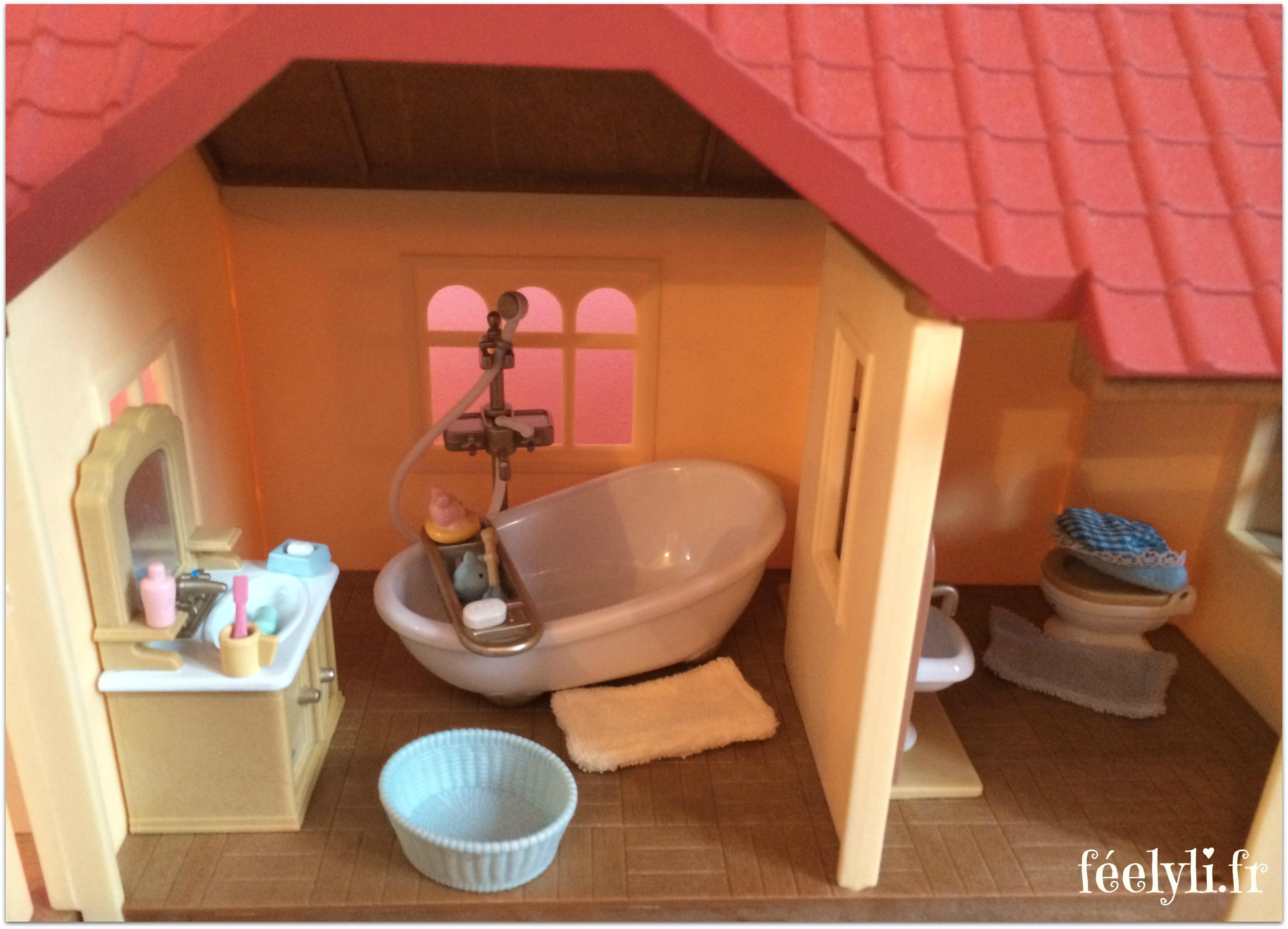 salle de bains sylvanian 5