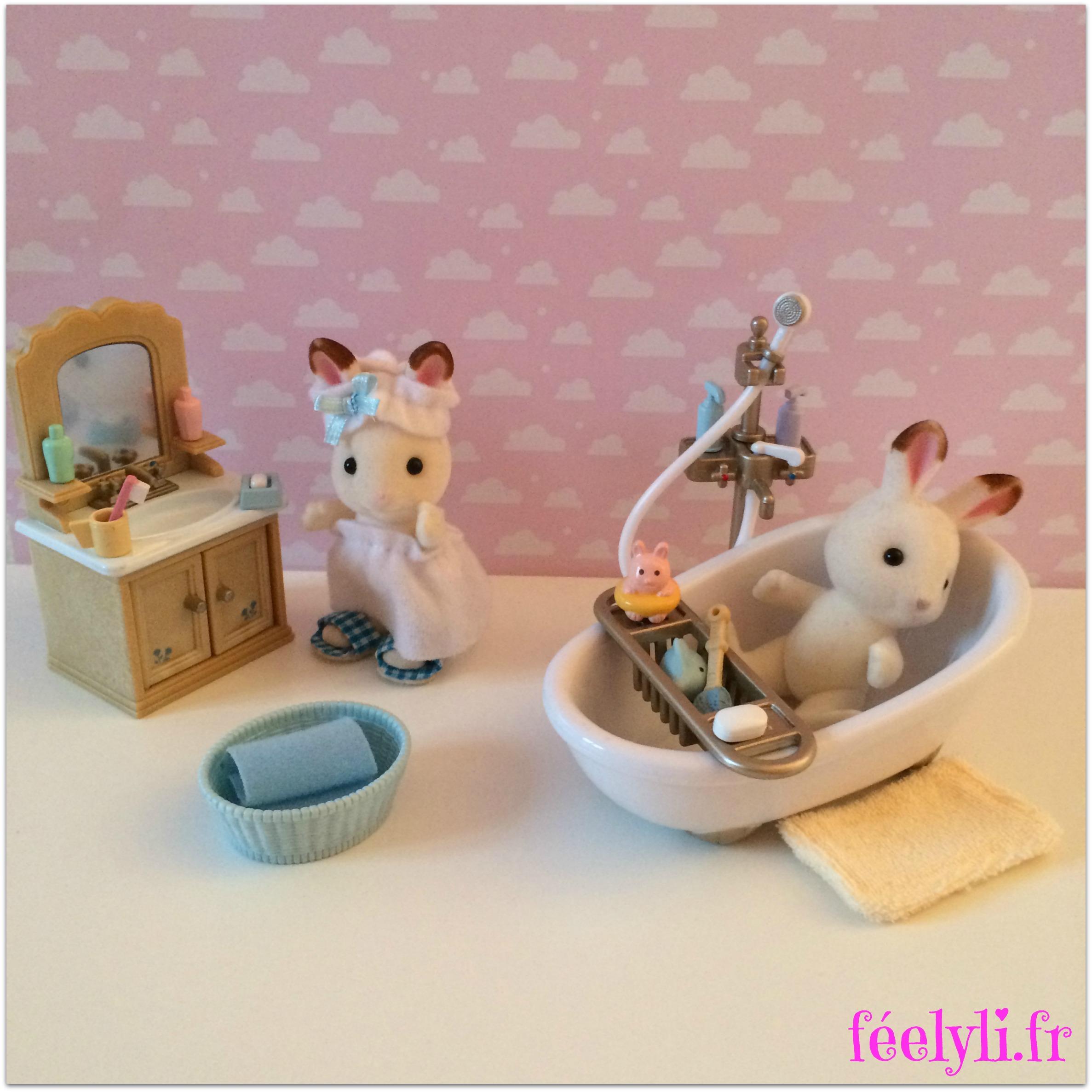 salle de bains sylvanian