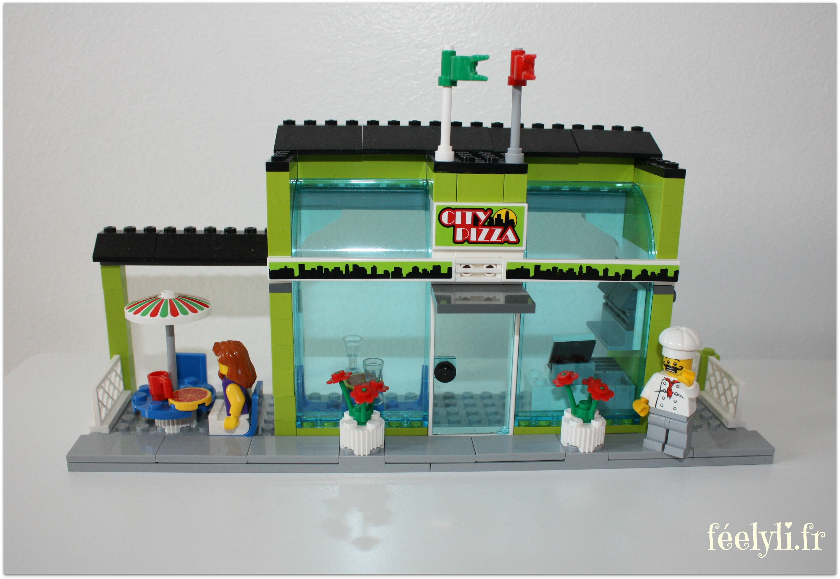 city pizza lego