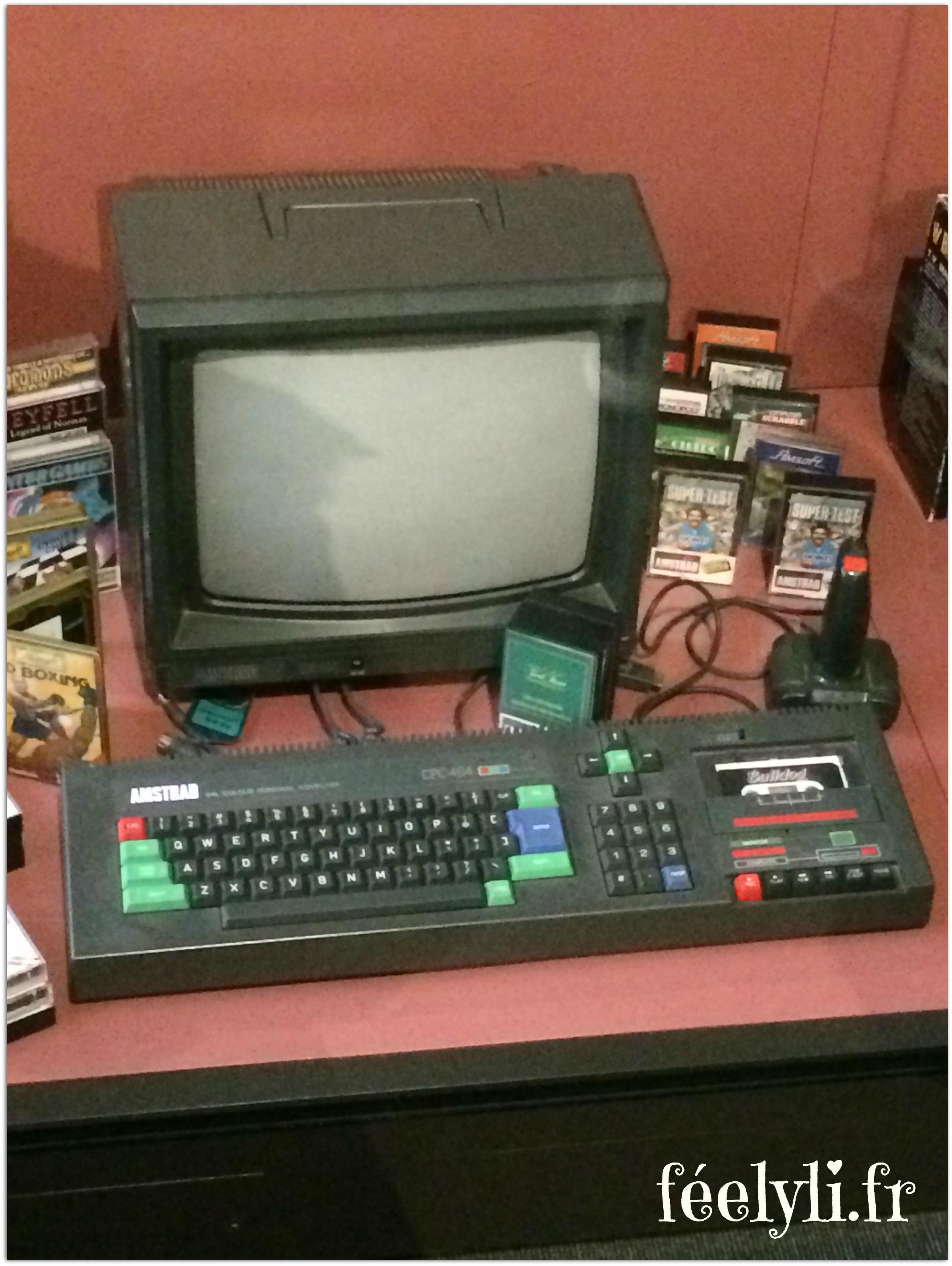ordinateur amstrad