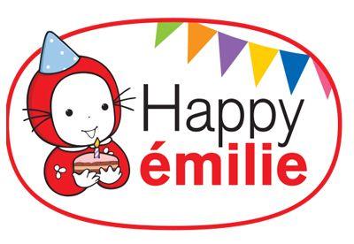 EMILIE (Happy emilie) BONNE VERSION