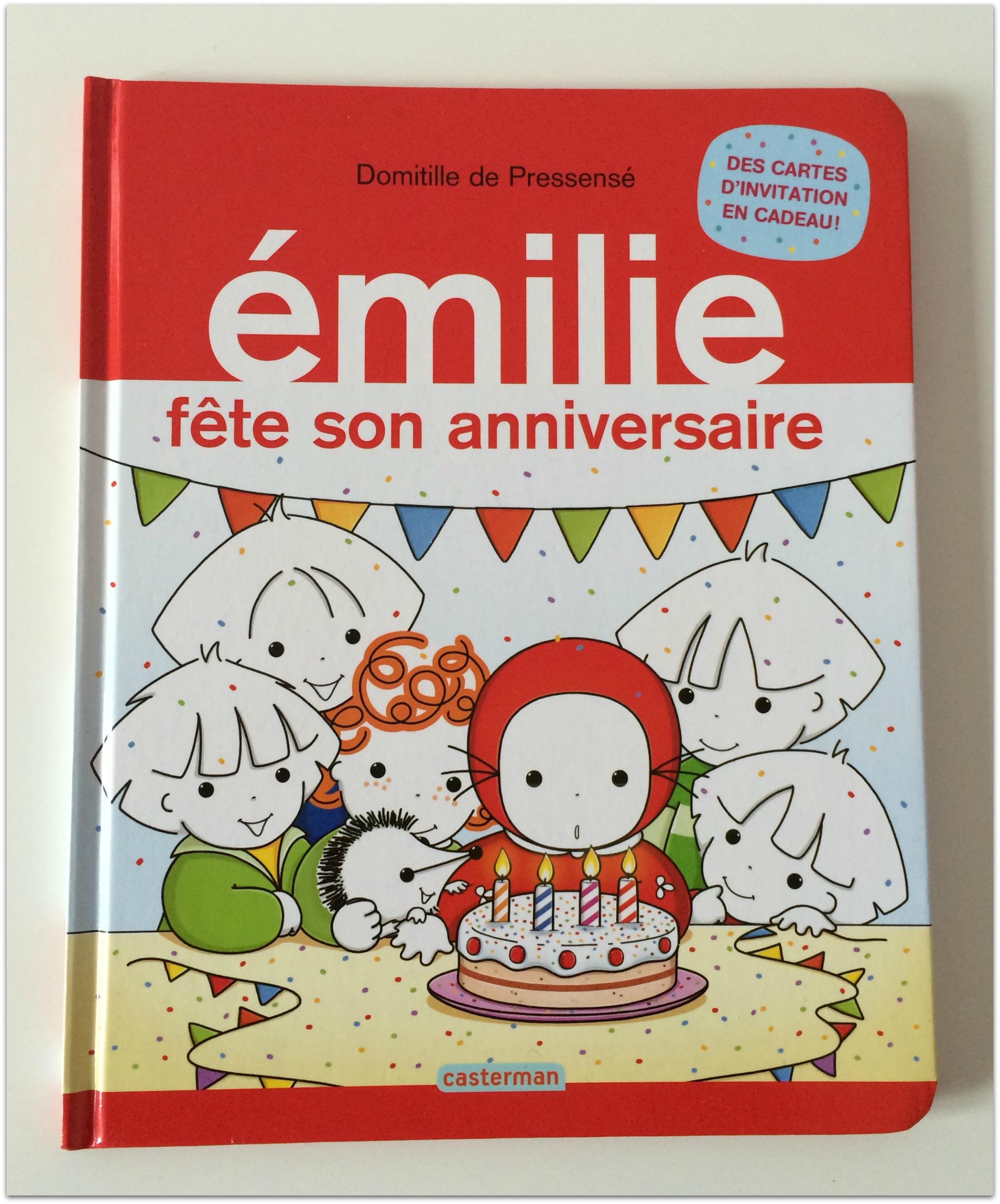 Emilie fête son anniversaire 2