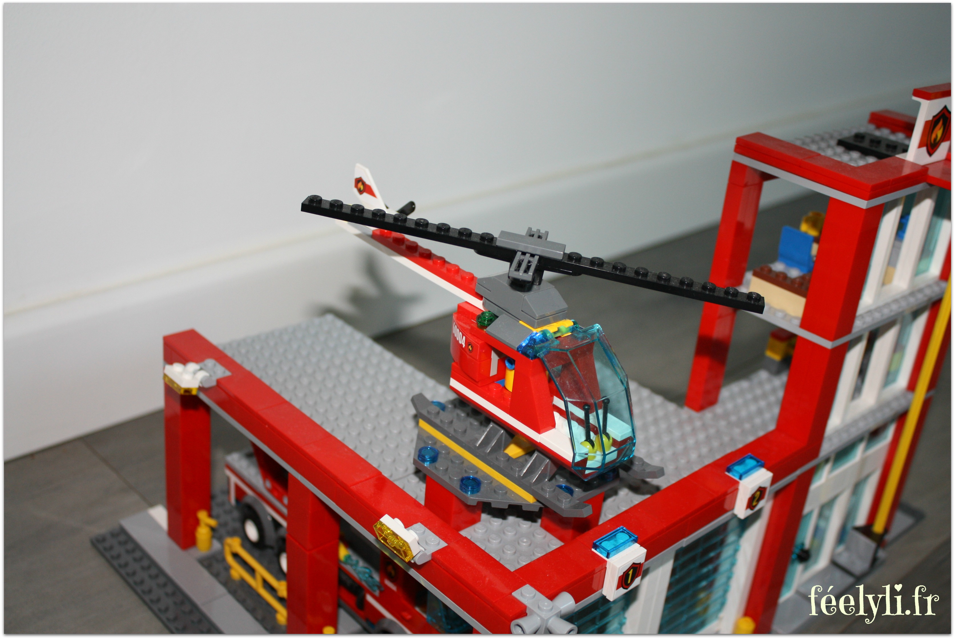 helicoptere lego
