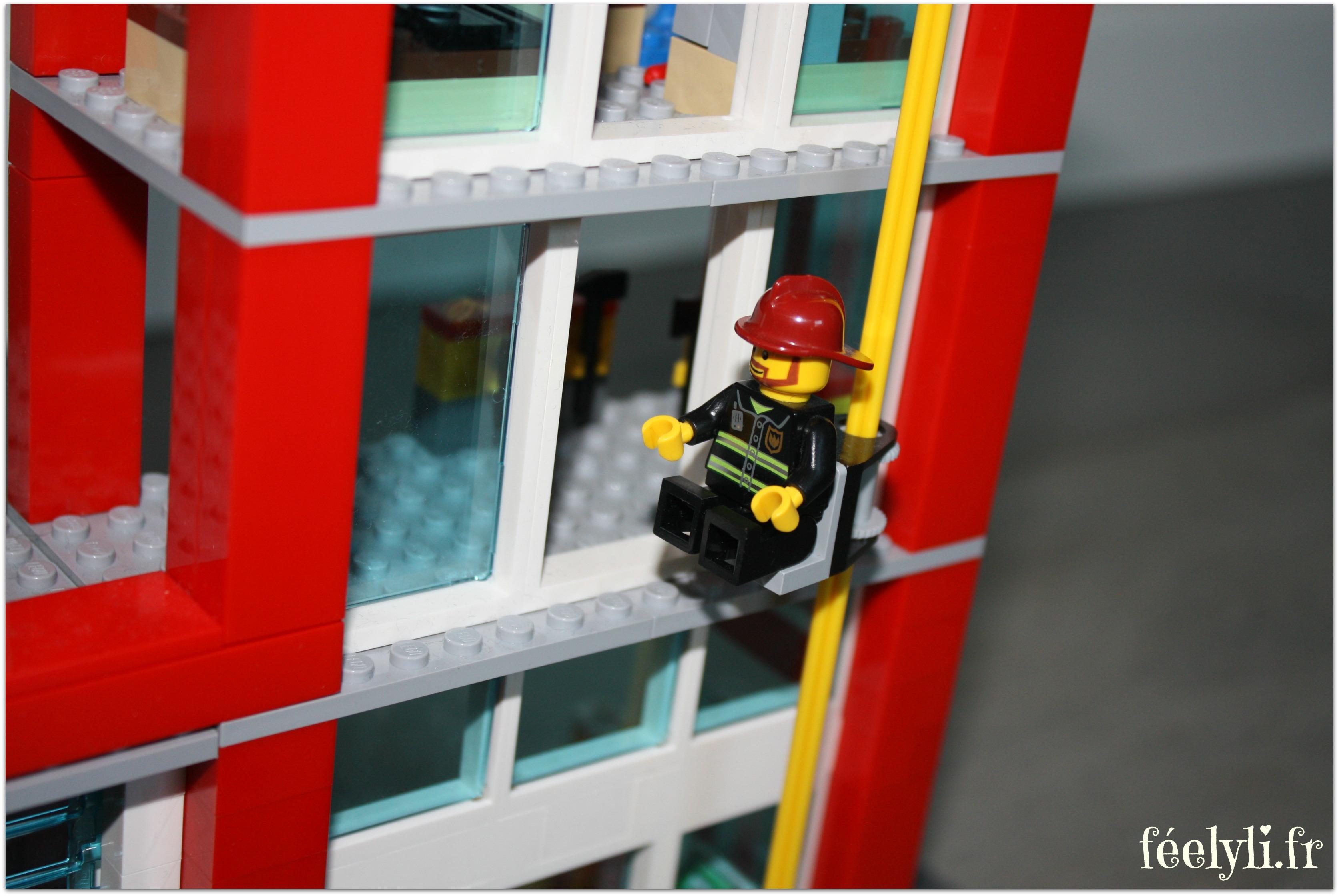 pompier lego city