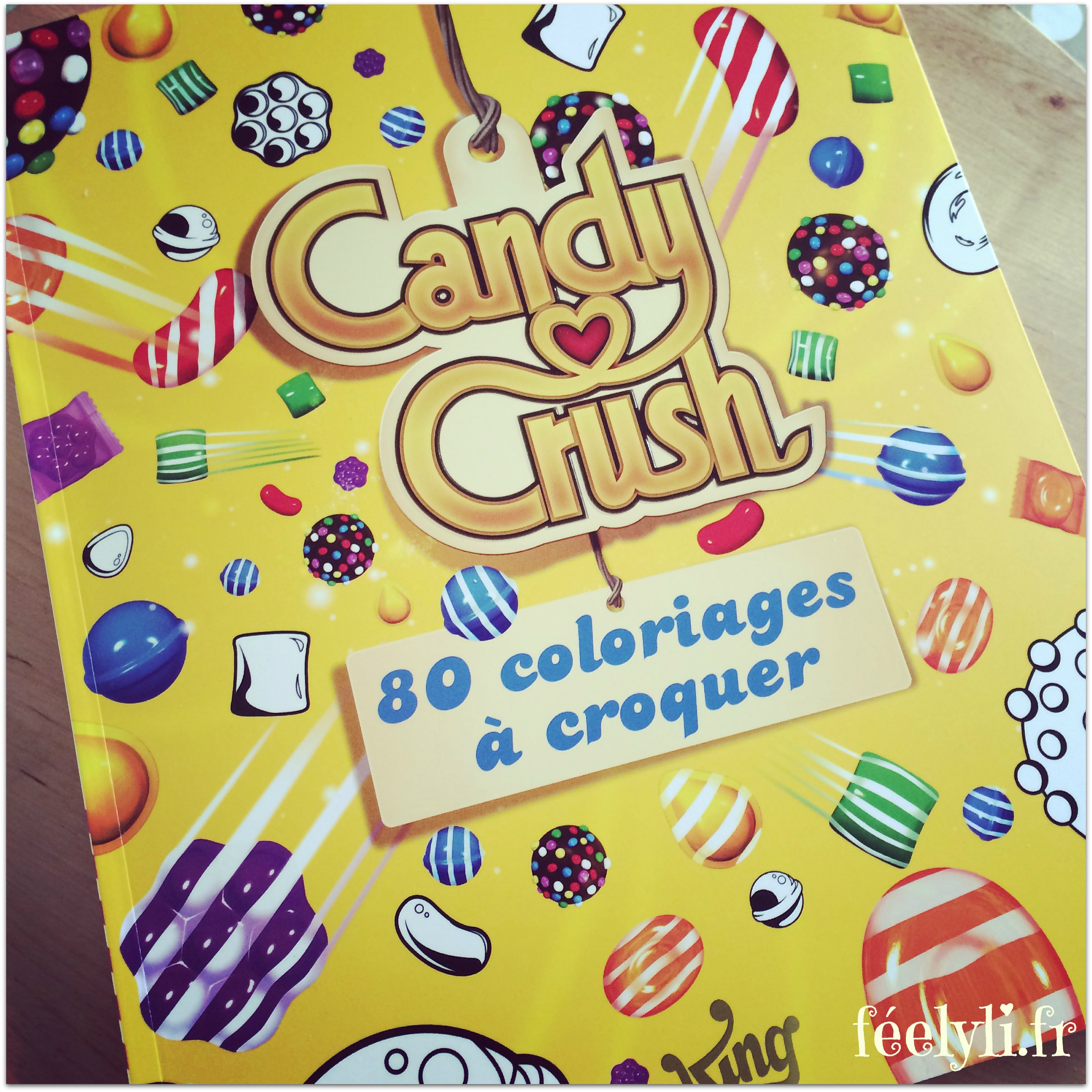 candy crush coloriage