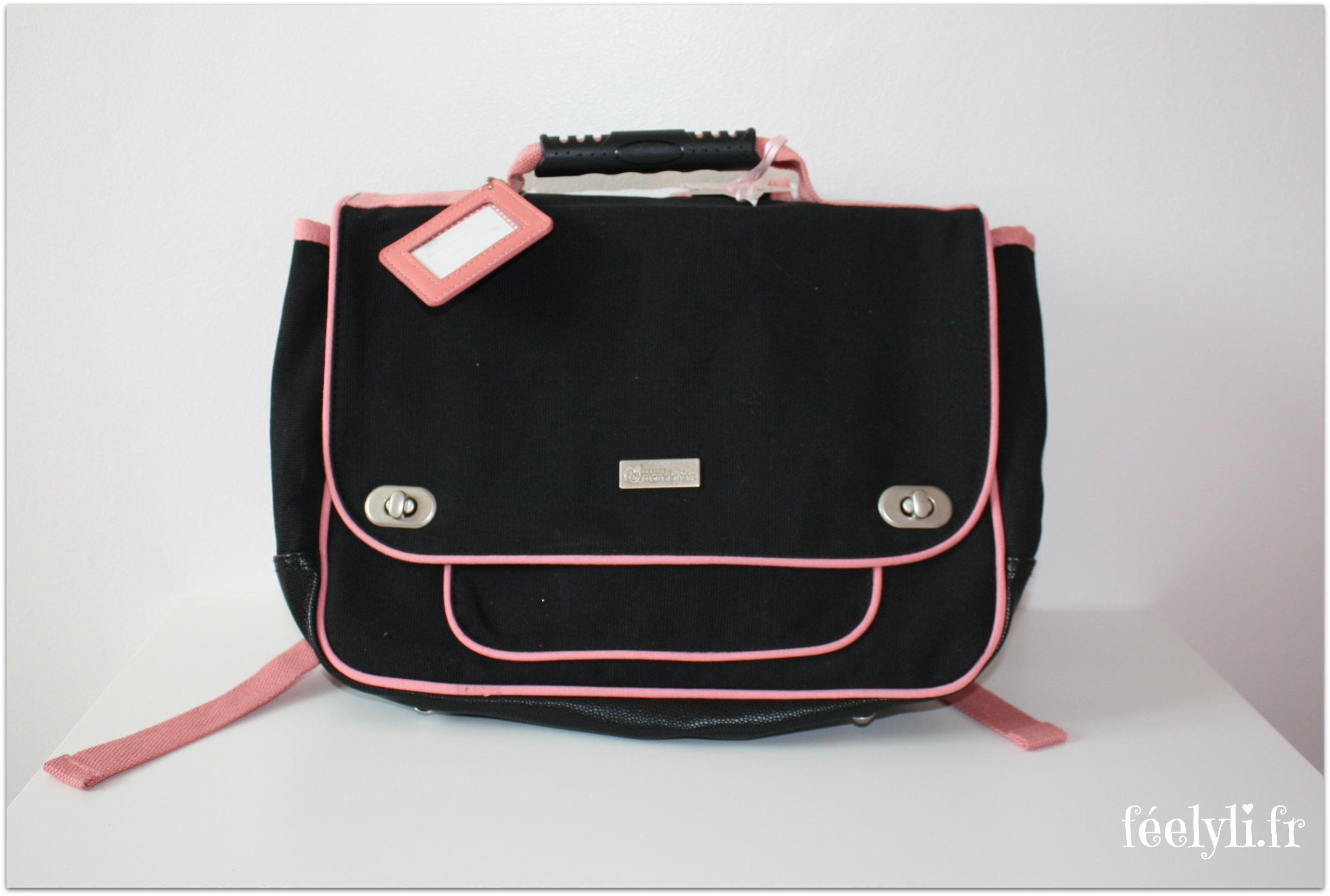 cartable avenue mandarine