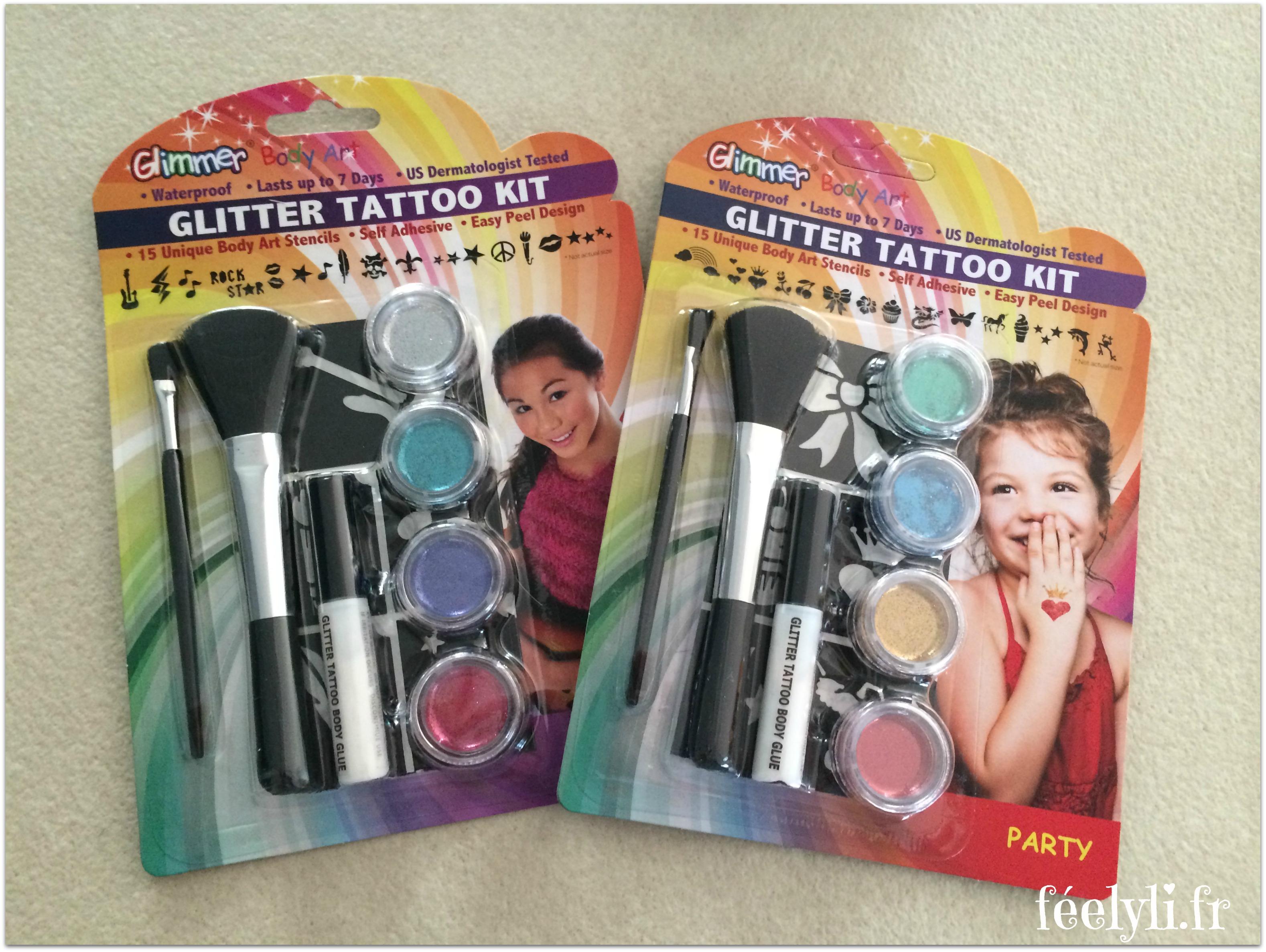 glimmer tattoos
