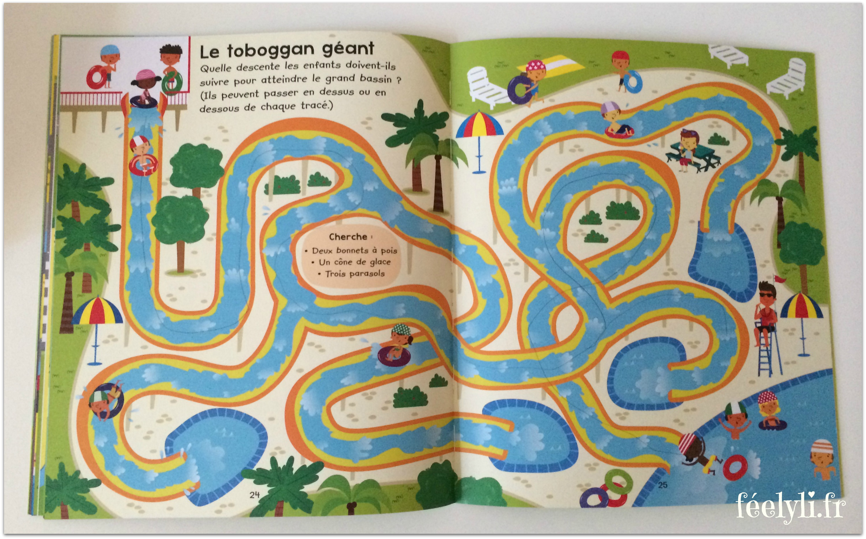 labyrinthes cahier