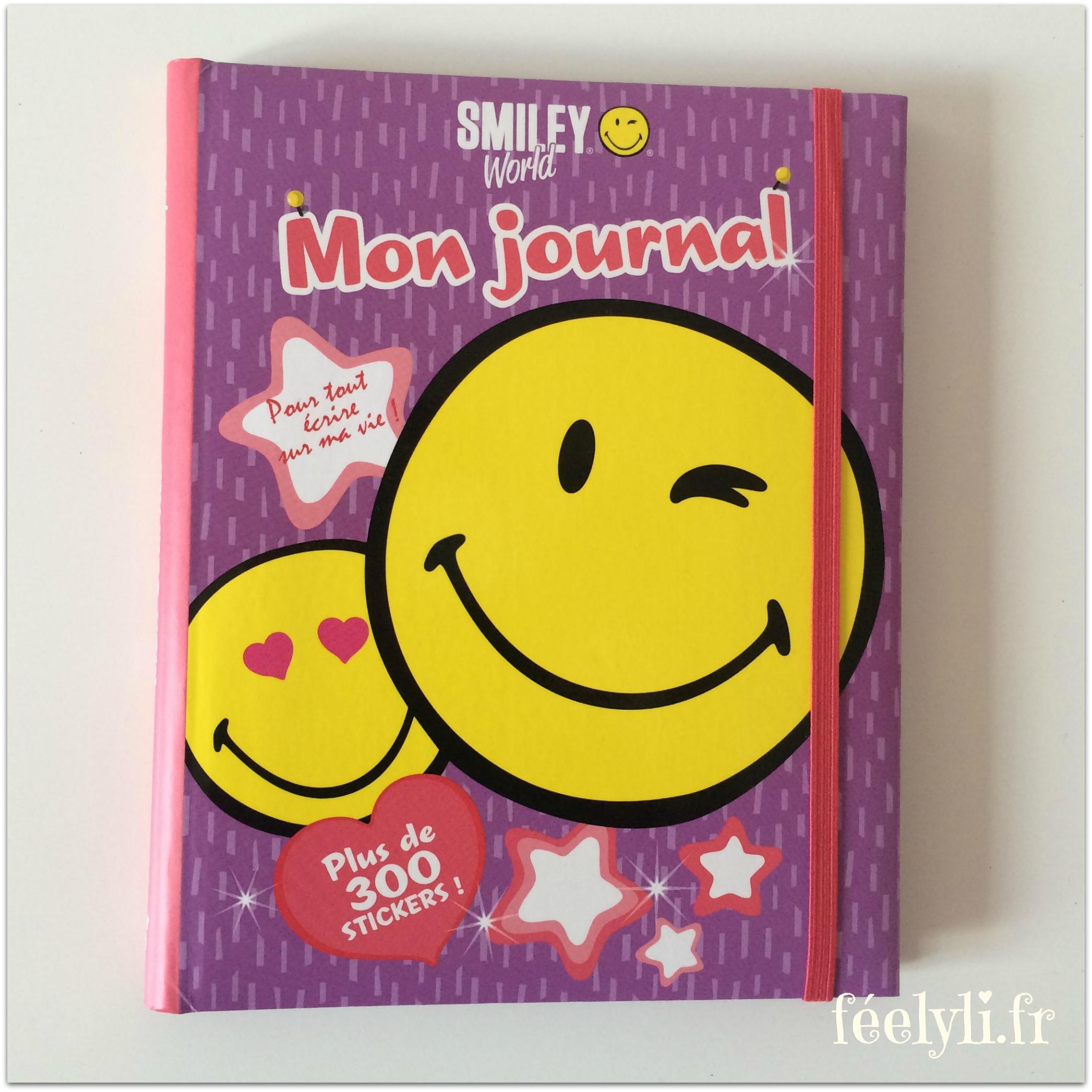 mon journal smiley