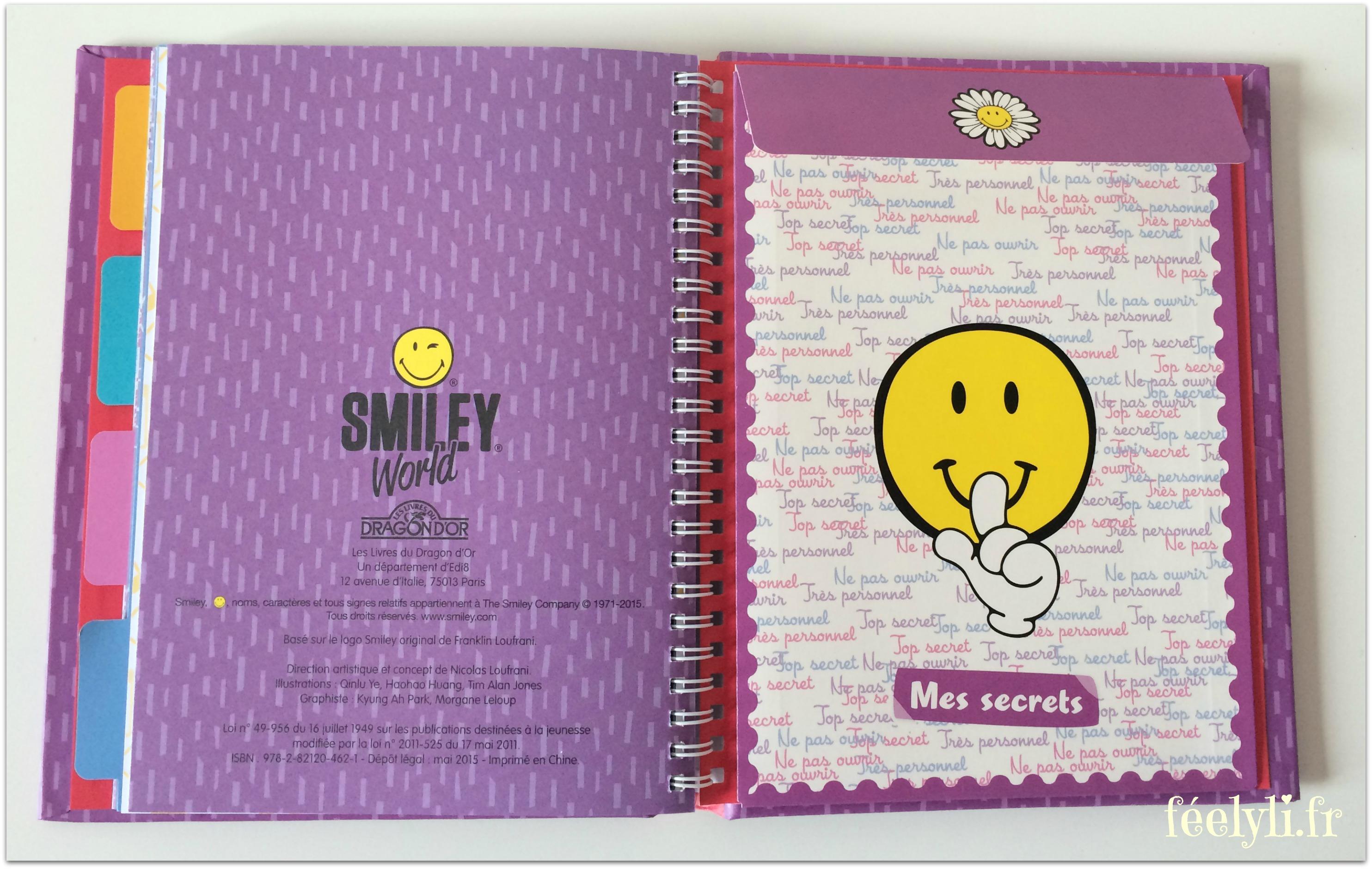 secret journal