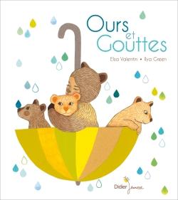 ours et gouttes