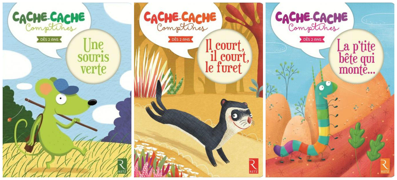 cache cache comptines retz