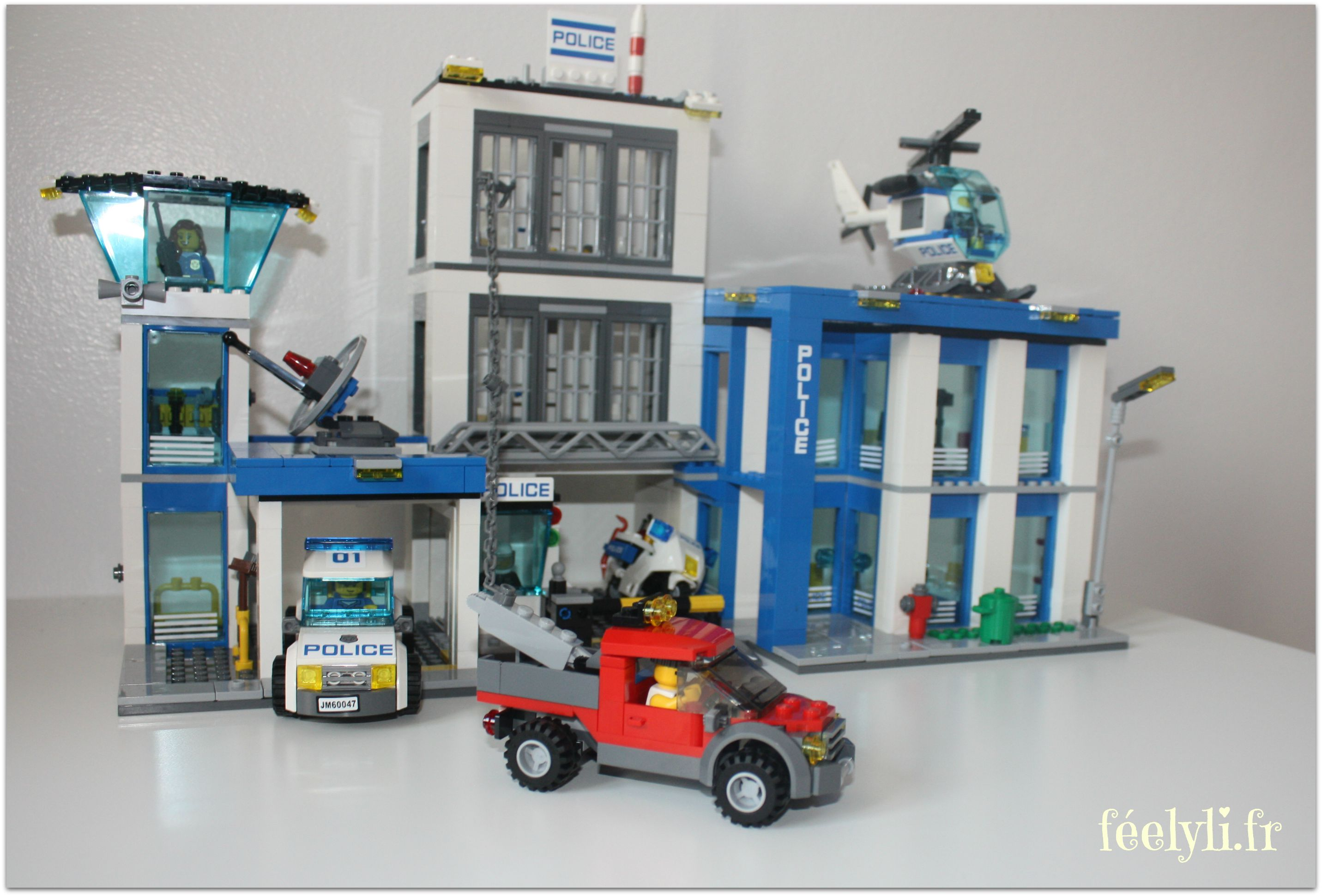 commissariat lego city 2