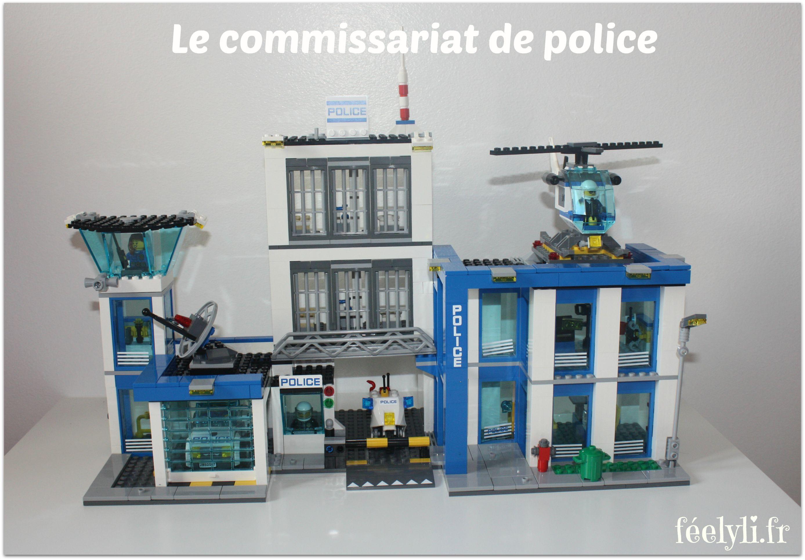 commissariat lego city