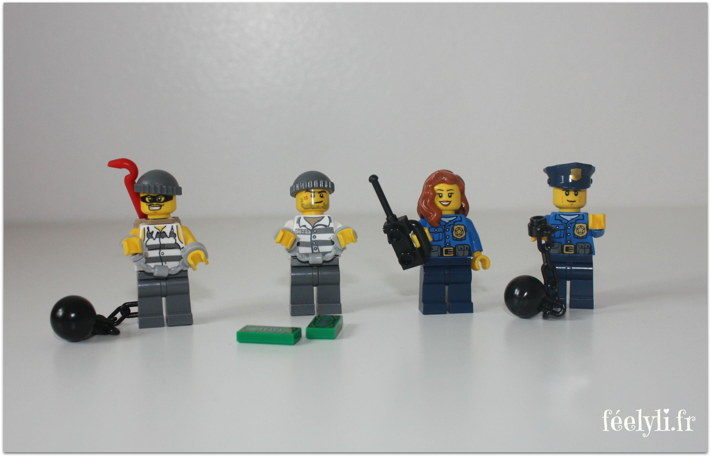 lego policiers et voleurs