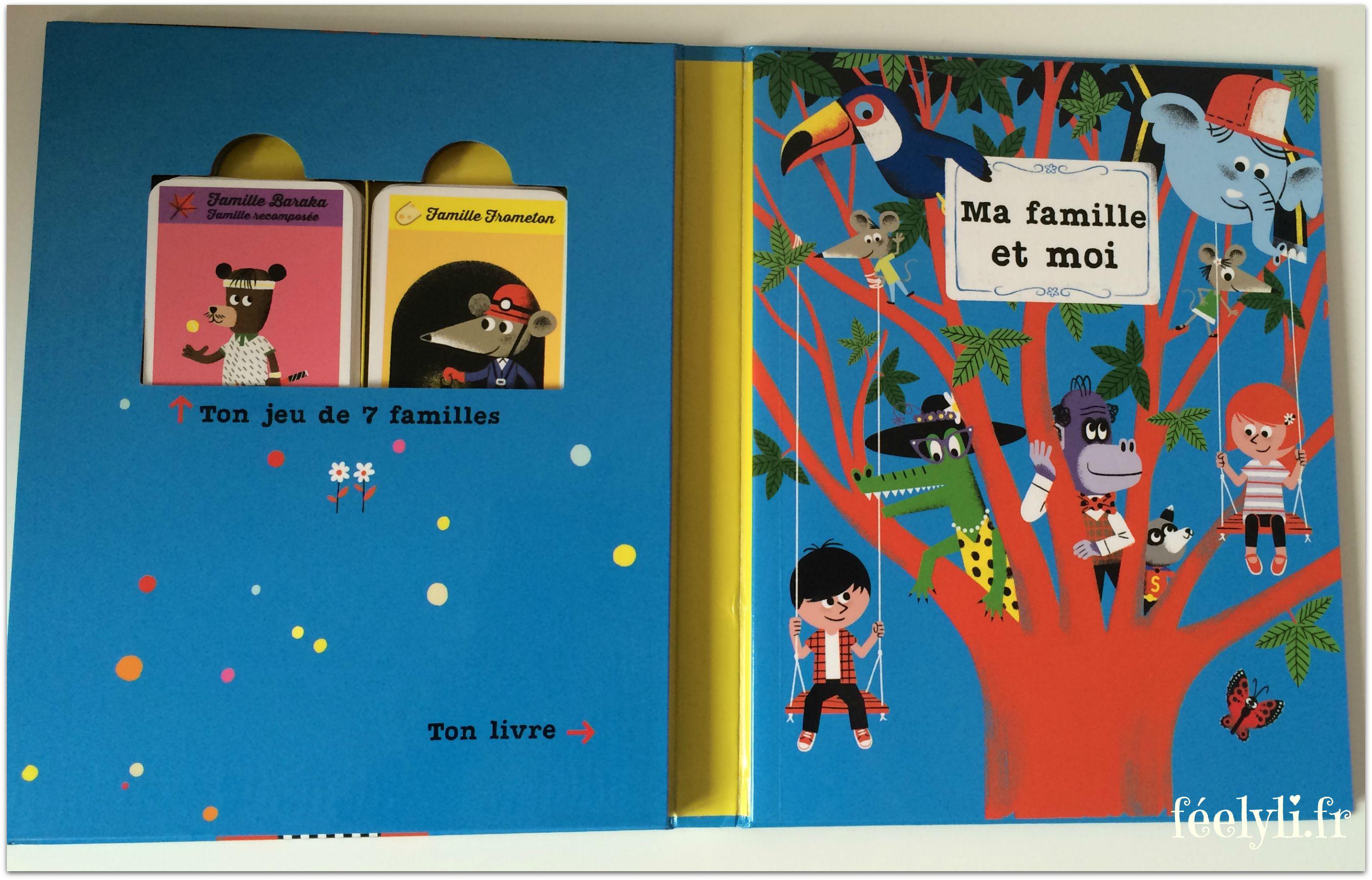 livre sur la famille