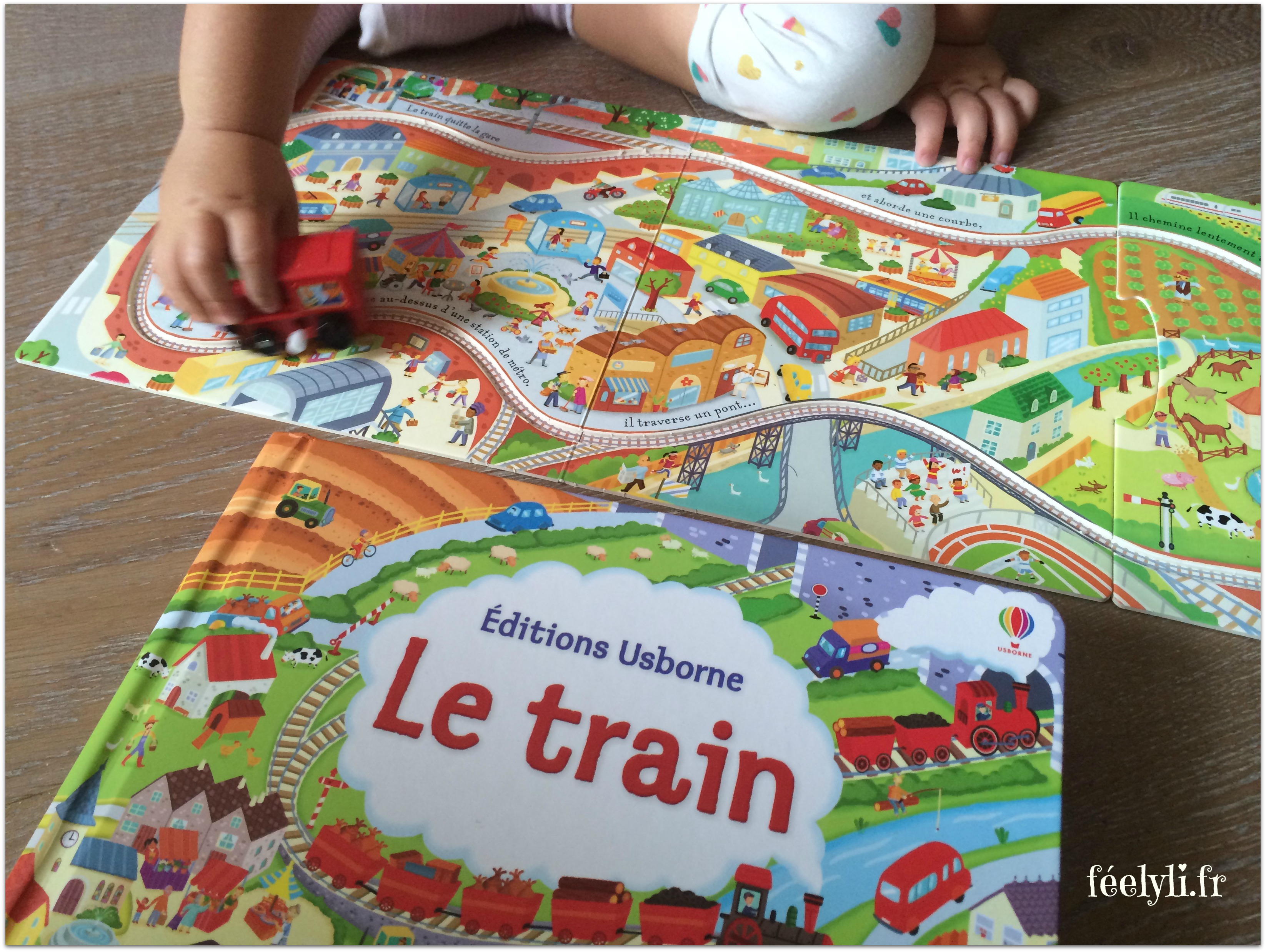 le train usborne 2