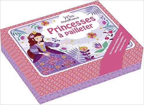 princesses a pailleter