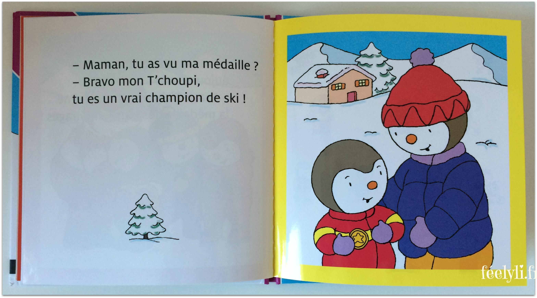 tchoupi fait du ski 4