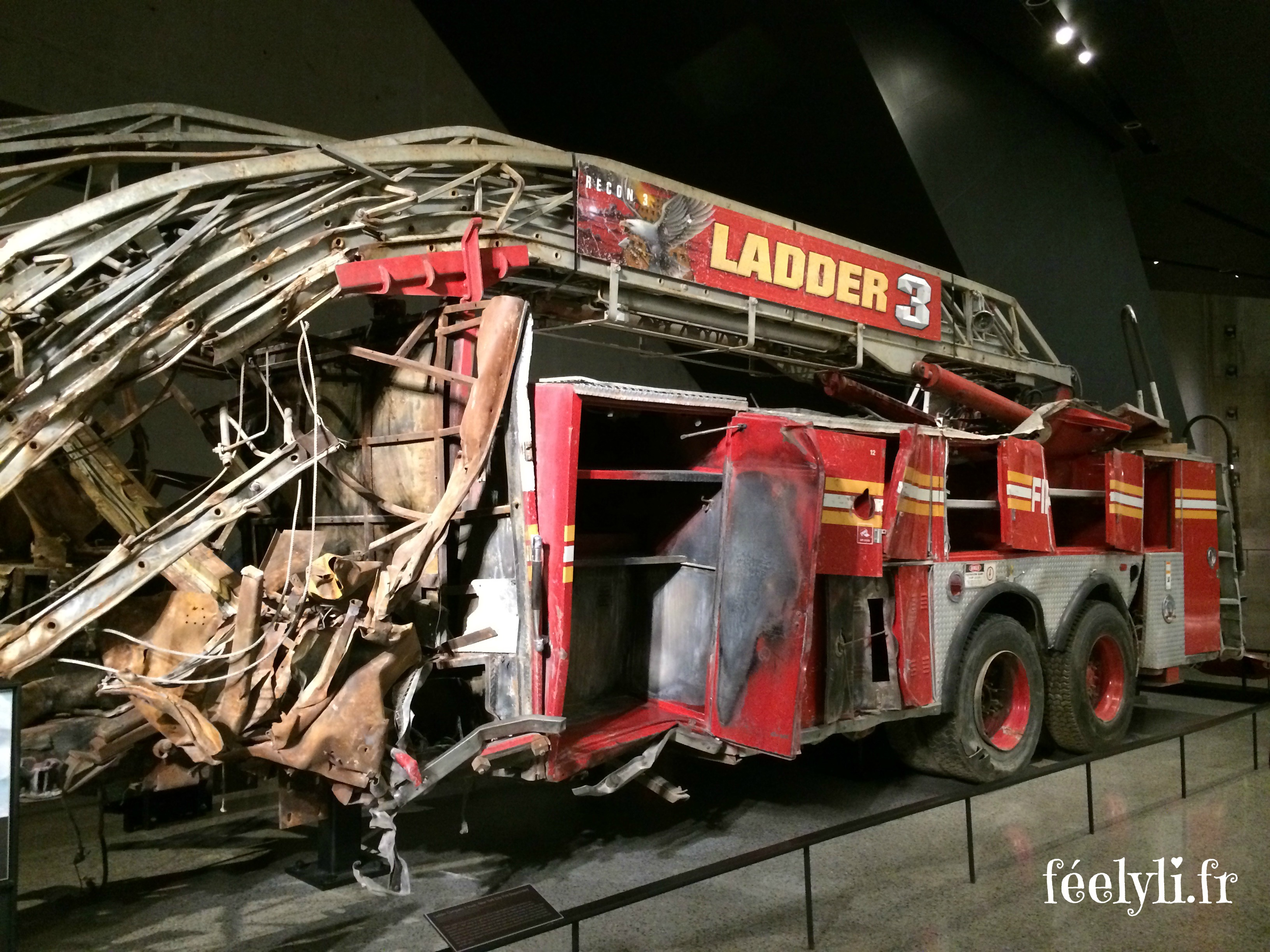 camion de pompier 11 septembre