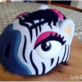 casque zebre crazy