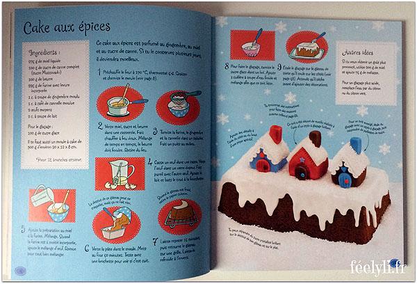 cake aux epices