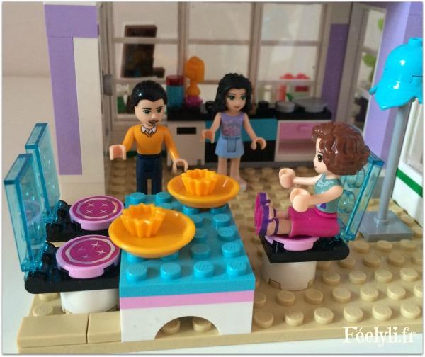 Cuisine lego friends