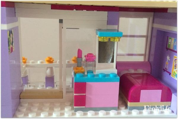 chambre lego friends